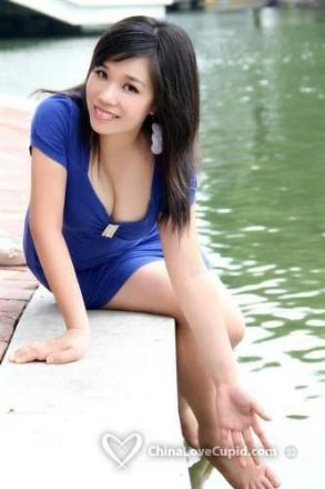 Traumfrauen aus China bei ChinaLoveCupid